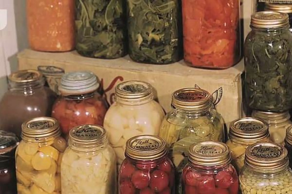 How to preserving food by processing